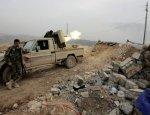 ВКС сожгли автоколонну с нефтью ИГИЛ в Алеппо, армия отбросила боевиков от аэропорта