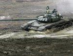 Новые танки с тепловизорами испытаны на полигоне