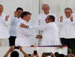 Колумбийские власти и РВСК подписали соглашение о мире