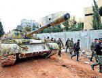 «Тигры» давят боевиков в двух направлениях на востоке от Пальмиры