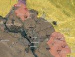 Курды продолжают боевые действия против ИГ к северо-востоку от Мосула