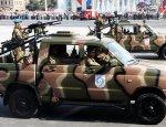 Мотострелковый сверхлегкий батальон создан в ВС РФ
