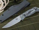 Saddle Mountain Hunter: простой и надежный нож для охотников