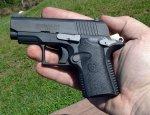 Компактный пистолет с полимерной рамкой Colt Mustang XSP