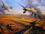 Самолет с противотанковым ружьем Часть 2