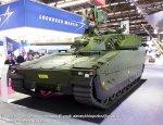 Боевая машина пехоты CV9030N (Mk III) - фотообзор и фотодетализация
