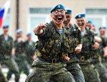 Волгоградские десантники теперь в Крыму
