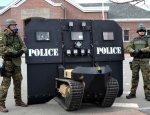 Роботизированный баллистический щит «SWAT-BOT»