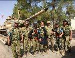 Власти Турции заявили о создании зон безопасности у Джараблуса