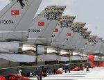 ВВС Турции нанесли авиаудары по объектам боевиков ИГ на севере Сирии