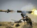 Взрывные «Корнеты» армии Асада смели танки боевиков под Дамаском