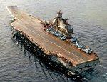 Норвежские летчики опубликовали видео с «Адмиралом Кузнецовым»