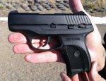 Компактный пистолет для скрытого ношения Ruger LC9