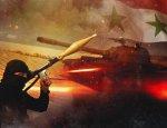 Бойцы Асада засняли танковый прорыв в Шейх Луфти
