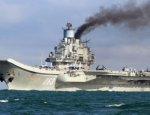 Самолет ВМС США приблизился к «Адмиралу Кузнецову»