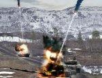 В Сирии свою мощь показывали сверхмощные умные ударные ядра