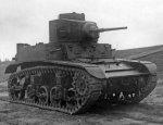Испытано в СССР. Легкие танки Light Tank M3