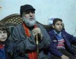 Сирийская семья вырвалась из восточного Алеппо