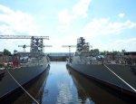 «В свободное плавание»: фрегат проекта «Гепард-3.9» для Вьетнама спущен на