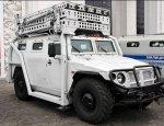 Новая модернизация «Тигра»: российский спецназ вооружился «Абаим – Абанатом