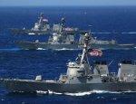 Американский корабль открыл огонь по иранскому катеру в Персидском заливе
