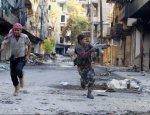 Боевики прощаются с Алеппо