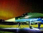 Сверхзвуковые бомбардировщики Су-34 отработали воздушный бой в стратосфере