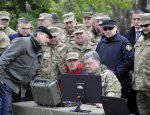 Украина детально представила новые образцы вооружений