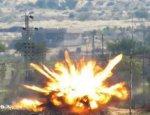 Сводка, Сирия: сожженные БТРы и разбитые командные центры боевиков