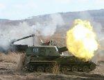 Артиллеристы ЮВО за год провели 15 тысяч боевых стрельб