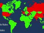 Американцев напугали картой с ядерными бомбами «в 15 минутах от дома»
