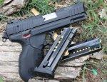 Малокалиберный пистолет SR22 от компании Sturm, Ruger & Company, Inc.