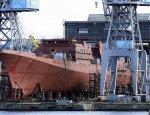 Минобороны РФ отказалось от украинских двигателей для трех фрегатов