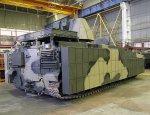 В соцсетях появилось фотографии новой БРЭМ на базе платформы «Курганец-25»