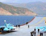 «Кузнецов» показал мускулы: в сети появились фото палубной авиации