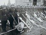 Батальон трофейных знамен Парада Победы наполовину состоял из бойцов НКВД