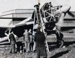 Рекордный самолет и скоростной бомбардировщик-разведчик  He 119. Германия