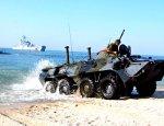 ВМС Украины развертывают свои части на Азовском море