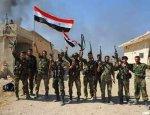 Сирийская армия наступает на опорные пункты боевиков в пригородах Дамаска