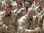 Боевой танец новозеландской армии