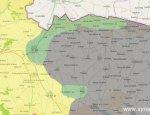 Блицкриг ISIS в северном Алеппо