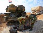 Сирийская армия освободила еще пять районов в Алеппо
