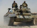 Армия САР беспощадно крушит террористов в Западной Гуте