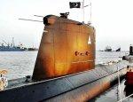 Реанимация пакистанской подводной лодки в Турции