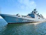 Фрегат «Адмирал Макаров» проверили на прочность