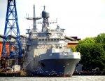 Встречай, Россия! Мощное появления отечественного «Мистраля» в Балтийском море