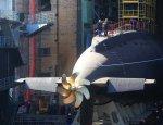 Новейшая субмарина «Колпино» поступит на вооружение Черноморского флота РФ
