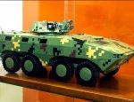 Украина разрабатывает бронетранспортёр «Варан-30» c новшейшим модулем