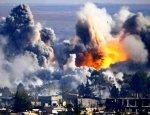Русская и сирийская авиация разбомбили джихадистов и технику боевиков