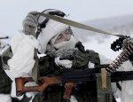 Арктические мотострелки Северного флота высадились на Земле Александры